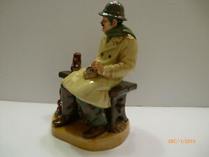 Royal Doulton Figurine (Lunchtime) Kingston Kingston Area image 2