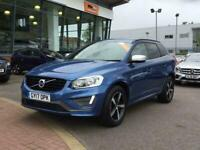 2017 Volvo XC60 2.0 D4 R-Design Nav Geartronic (s/s) 5dr SUV Diesel Automatic