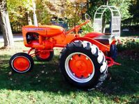 Allis Chalmers B .Restored to showroom condition!