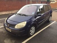 RENAULT GRAND SCENIC 7 SEATS LOW MILAGE PORTSMOUTH