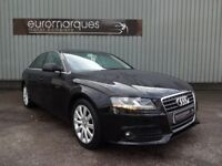 Audi A4 SE 2.0TDI 143PS (black) 2009