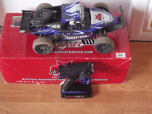 Sandstorm Baja Buggy - RC Car
