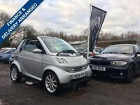 2006 06 SMART FORTWO 0.7 PASSION AUTO CONVERTIBLE 61 BHP