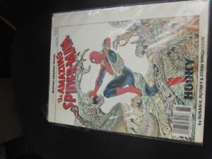 Amazing Spider-Man Hooky King Size Comic Book 1986 Graphic Novel