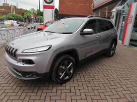 2016 Jeep Cherokee M-JET II 75TH ANNIVERSARY ** SPECIAL EDITION ** Diesel grey A