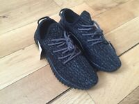 YEEZY BOOST 350 Adidas Pirate Black Unisex Trainers £50