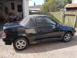 1991 Chevy Geo Metro Sprint Convertible