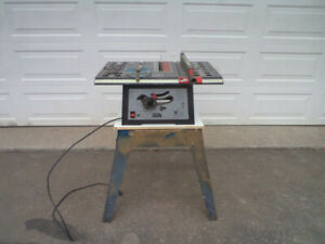 "10"" Durex Table Saw"