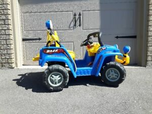 4X4 BATTERY OPERATED JEEP FOR CHILDREN