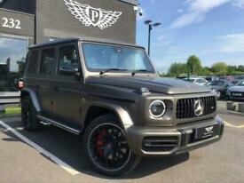 image for 2021 Mercedes-Benz G-CLASS 4.0 AMG G 63 4MATIC 5d 577 BHP Estate Petrol Automati