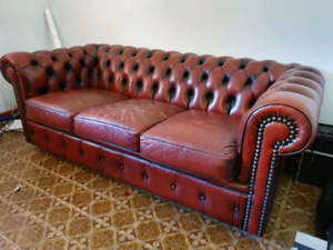Chesterfield Moran 3 Seater