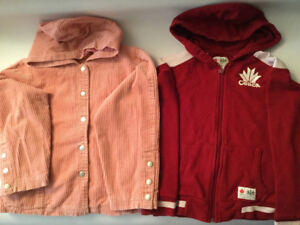 Size 6 Girls Coats, Dresses and More!