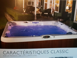 SPA JACCUZI  J 355 ~  5 à 6 Adultes