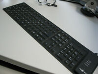 Flexible USB Keyboard
