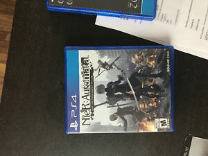 Nier automata and dishonoured 2 for ps 4