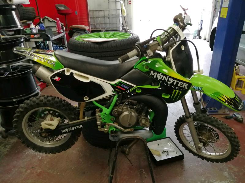 2003 Kawasaki KX 65 RR/SM Race Ready $1500