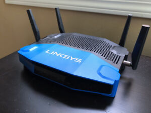 Linksys WRT1900AC Dual -Band WiFi Router