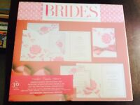 Brides DIY Wedding Invitations