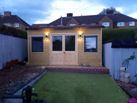 Teagys fencing & cabin's