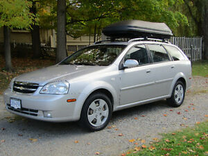 2007 Chev Optra LT Wgn-CERTIFIED-NEW PRICE