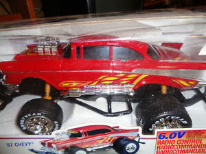 1/16 New Bright Radio Control 6.OV 1957 Chevrolet 27.145 MHz