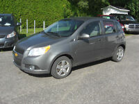 2009 Chevrolet Aveo 5 ls,(air climatise)