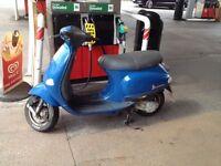Piaggo Vespa Et2 50cc