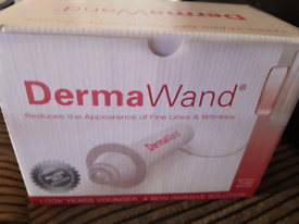 Derma wand deluxe as seen on TV