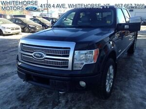 2012 Ford F-150 Platinum   - $317.33 B/W