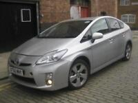 TOYOTA PRIUS 2011 HYBRID ELECTRIC UK CAR ## PCO UBER READY ## 5 DOOR HA...