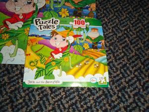 Jack and the Beanstalk Puzzle~~100 Pieces! Kingston Kingston Area image 6