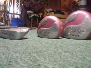 Pink Breast Cancer Wilson Golf Clubs  Windsor Region Ontario image 4