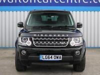 Land Rover Discovery 3.0 Sdv6 Se Tech 2014 (64) • from £122.88 pw