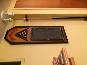 Pool table with accessories Kingston Kingston Area image 4