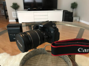 Canon 60D with 17-55 2.8 Lens