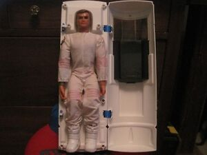 Six Million Dollar man and rescue chamber