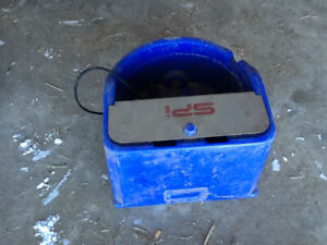 SPI automatic watering bowls. Trough. Waterer