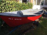 Rare Crescent 385 sea fishing boat. Offers?