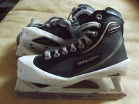 patins de gardien de but junior