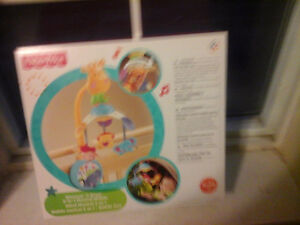 Fisher price, Discover n Grow 2 in 1 musical Mobile, W9913