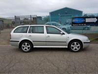 2004 Skoda Octavia 1.9TDI PD Elegance, MAY 2019 MOT, RECENT TIMING BELT