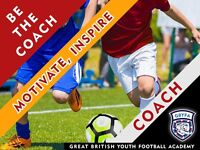 Could you coach football at GBYFA?
