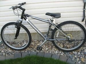 Ironhorse Maverick 24 speed mountain bike