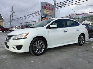 2014 Nissan Sentra SR  Free winter tires on all cars and SUV'S
