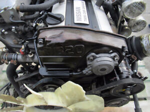 RB20DET R32 GTS TURBO ENGINE