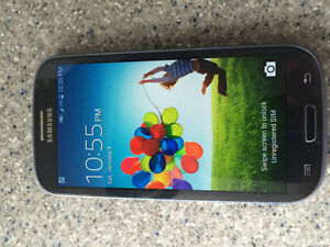 Samsung Galaxy S3  Brand New Condition-Hardly Ever Used