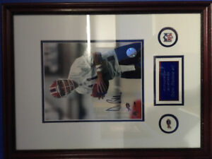 Drew Bledsoe Signed Picture