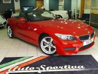 2011 BMW Z Series 2.5 23i M Sport sDrive 2dr Petrol red Automatic