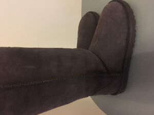 Women's Ugg Boots- Size 6 Brown