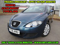 2008 Seat Leon 1.9TDi Reference - KMT Cars